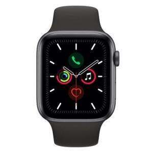 Apple Watch Series 5 GPS - 40 mm - Alumínio Cinza Espacial - Pulseira Esportiva Fecho Clássico R$2899