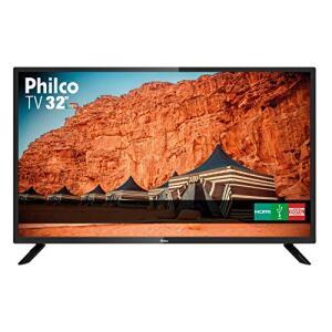 """TV PHILCO 32"""" TV PTV32F10D LED"""