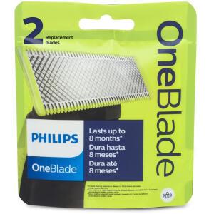 [APP 1x CC] Kit 2 Laminas Oneblade - Qp220/51 R$78