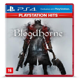 [App] Jogo Bloodborne Hits - PS4 R$31