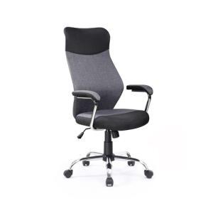 Cadeira de escritório Presidente Zacky TM Cinza - R$457