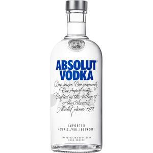[APP] Vodka Absolut Original - 750ml - R$40