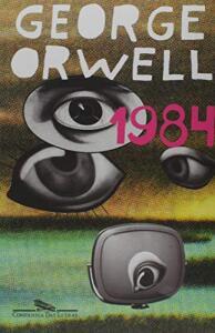Livro George Orwell - 1984   R$19