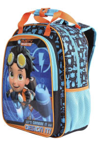 Mochila Rusty Rivets, DMW Bags| R$35