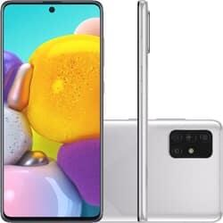 "Smartphone Samsung Galaxy A71 Dual Chip Android Tela 6.7"" - R$1790"