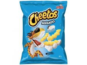 [Cliente ouro] Salgadinho Onda Requeijão 45g Cheetos R$1,64