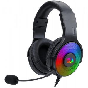 Headset Gamer ReDragon, Pandora 2, RGB, USB, Microfone Destacável - R$170