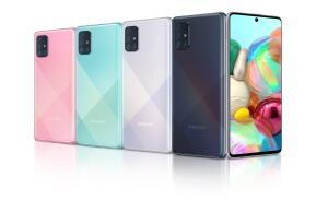 Galaxy A71 128 GB - Todas as cores | R$ 1.619
