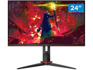 "Monitor Gamer AOC G2 Hero 24"" LED Widescreen   R$ 1.519"