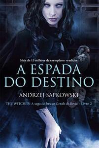 Livro - A espada do destino - The Witcher | R$ 28