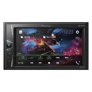 Central Multimídia Pioneer DMH-G228BT Bluetooth | R$645