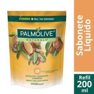 Refil de Sabonete Líquido Palmolive Naturals 200ml | R$ 1,99