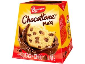 [APP + Cliente Ouro] Chocotone Bauducco Maxi - 500g   R$14