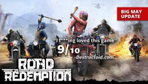 [Steam PC] Road Redemption | R$13