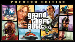 Jogo Grand Theft Auto V: Edição Online Premium - PS4 | R$57