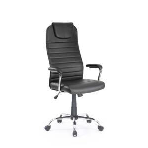 Cadeira de escritório Presidente Adrian TM Preta | AME: R$350
