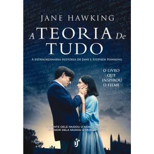 A teoria de tudo - A extraordinária história de Jane e Stephen Hawking | R$8