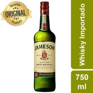 Whisky Irlandês Standard Garrafa 750ml - Jameson | R$67