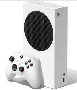 Console Xbox Series S 500GB + Controle Sem Fio - Branco | R$2.799