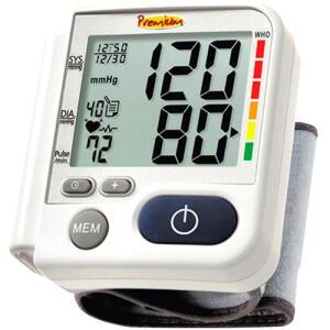 [com AME R$74] Aparelho de Pressão Digital Automático de Pulso | R$76