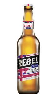 Rebel Draft Cider Rebel | R$3,92