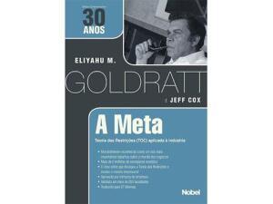 Livro - A Meta (E. M. Goldratt) | R$40