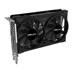 Placa de Vídeo PNY GeForce GTX 1650 4GB GDDR6 128Bit VCG16504D6DFPPB | R$ 1.180