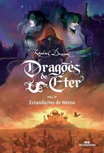 eBook Estandartes de Névoa - Dragões de Éter Livro 4 | R$ 14