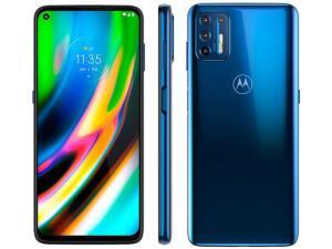 [C. OURO] Smartphone Motorola Moto G9 Plus 128GB | R$1.533