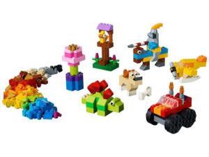 LEGO Classic Conjunto de Peças Básico 300 Peças - 11002 | R$ 107