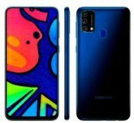 (APP)+(CLIENTE OURO) Smartphone Galaxy M21s 64gb azul