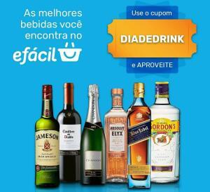 5% OFF Bebidas em bebidas selecionadas