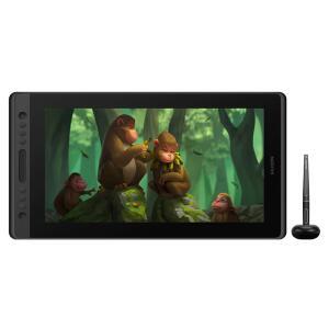"Mesa Digitalizadora Huion Kamvas Pro 16 15,6"" 266pps   R$2.243"