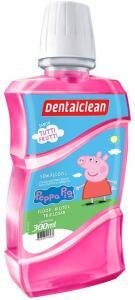 Antisséptico Bucal Dentalclean - Infantil Peppa Pig 300 Ml - R$11
