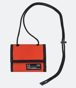 Carteira Masculina com Velcro Flame Orange R$20