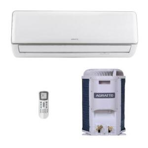 Ar-Condicionado Inverter Agratto Neo Top 12000 BTUs Frio 220V - R$1493