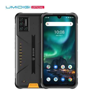 Smartphone Umidigi Bison 6GB + 128GB - resistência ip68/ip69k - full HD - 5.000 mAh - R$890