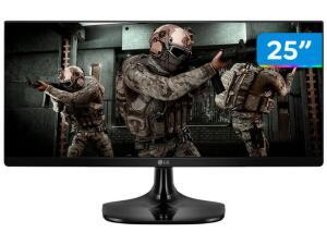 "( C/ cashback R$852) Monitor Gamer LG 25UM58G 25"" - R$902"
