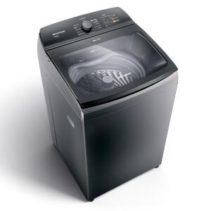 Máquina de Lavar Brastemp 12Kg titânio - R$1580