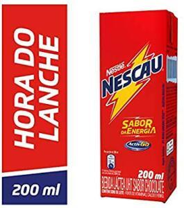 [ Prime ] Bebida Láctea, Nescau Prontinho, 200 ml - R$1,70
