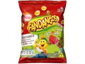 (cliente ouro)Salgadinho Presunto 140g - Fandangos   R$ 3,90