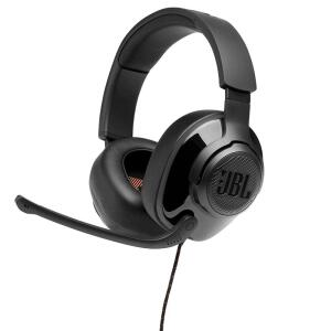 Headset Gamer JBL Quantum 300, Drivers 50mm, Preto | R$320