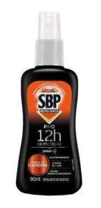 [Prime] Repelente SBP Pro Spray, 90ml   R$21
