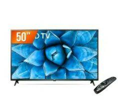 Smart TV LED 50 4k UHD LG 50UN731C 3 HDMI 2 USB WI-FI Assistente Virtual | R$1965