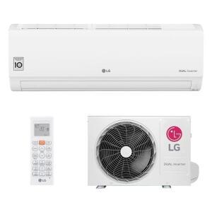 [APP] Ar Condicionado Split Hw Dual Inverter Voice Lg 9000 Btus Frio 220V Monofasico | R$1566