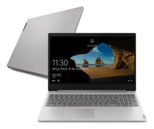 "Notebook Lenovo Core i5-1035G1 20GB (4GB RAM + 16GB Optane) 1TB Tela 15.6"" Windows 10 Ideapad S145 | R$3103"