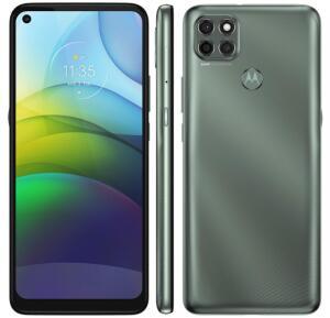 Smartphone Motorola Moto G9 Power Verde Pacífico 128GB | R$1579