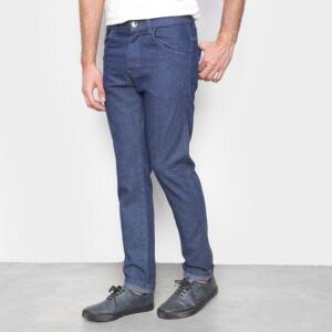 Calça Jeans Preston Tradicional Masculina - Azul | R$30