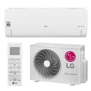 Ar Condicionado 18000 BTUs Split LG Dual Inverter Voice Frio 220V| R$2375