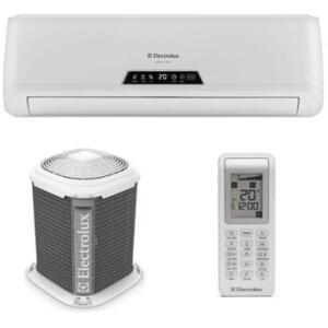 Ar condicionado split hi wall electrolux ecoturbo 9000 btus frio | R$ 1259